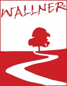 Wallner Logo rot